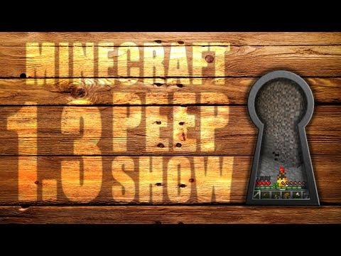Minecraft 1.3 Peep Show - Episode 6 - Desert Village(s)?