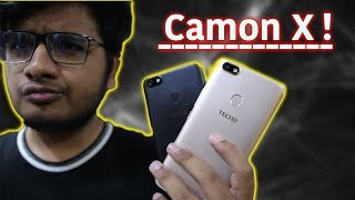 Tecno Camon X And Camon X Pro Review | Best Budget Selfie?