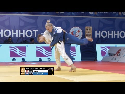 Judo Highlights - Hohhot Grand Prix 2017