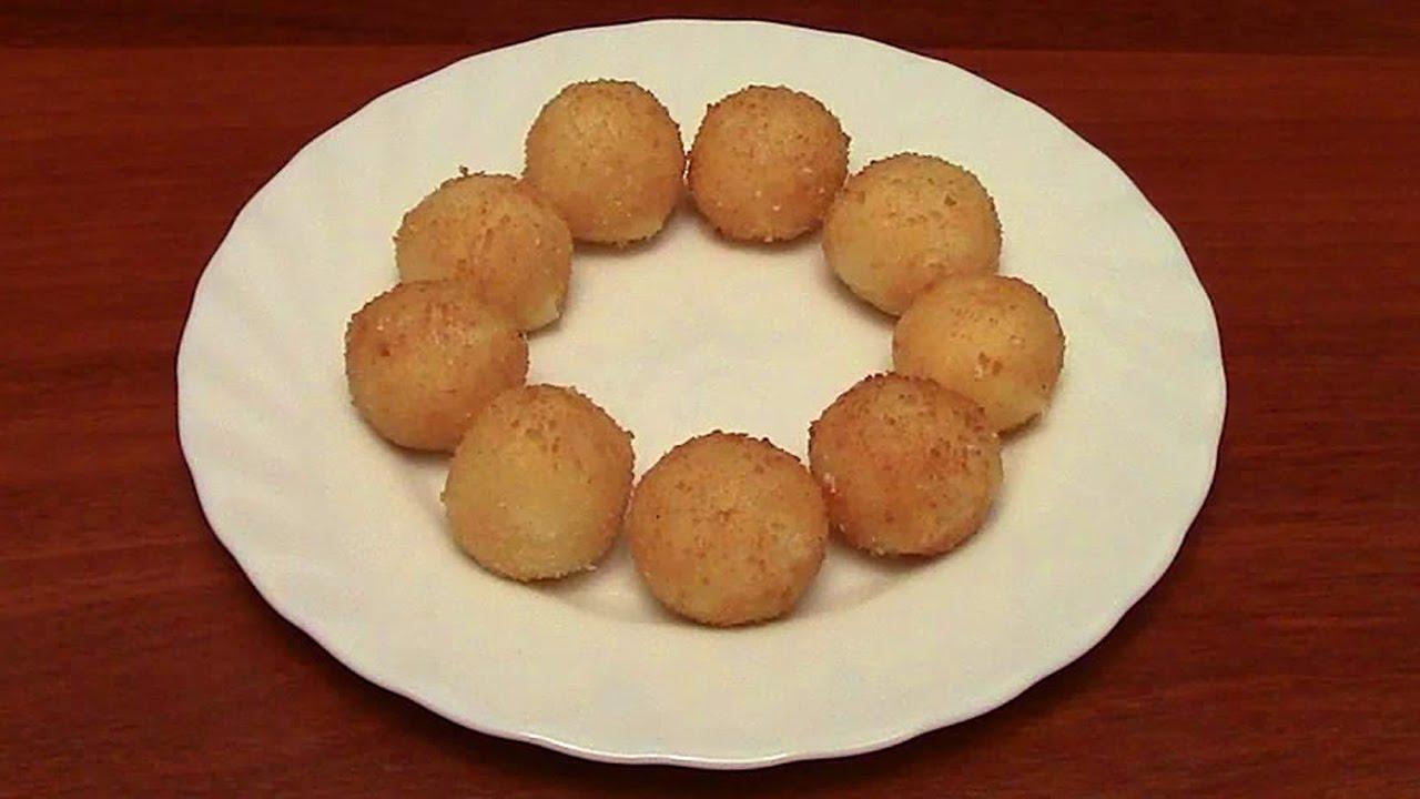 Сырные шарики в разной панировке. Вкусно???