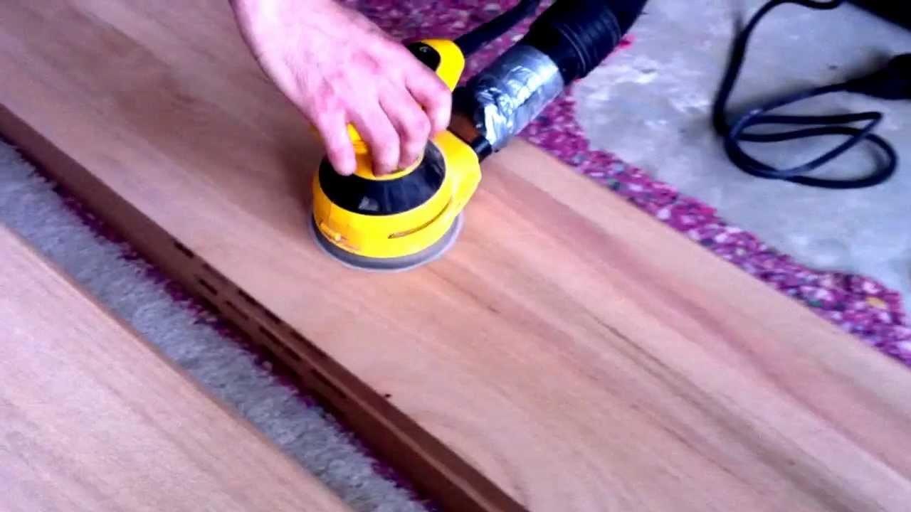 How To Refinish Oak Hardwood Stairs Sanding