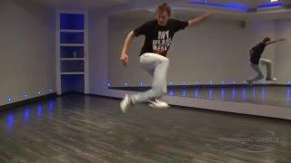 урок 3  видео танца shuffle