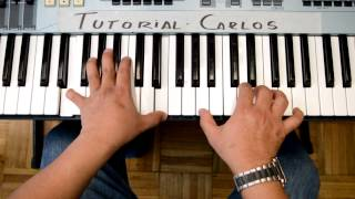 En tu precensia En espiritu y en verdad - Tutorial Piano Carlos