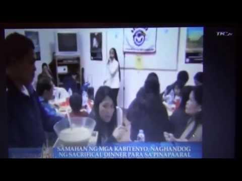 Caviteños in Barcelona organize Lugaw for scholarship