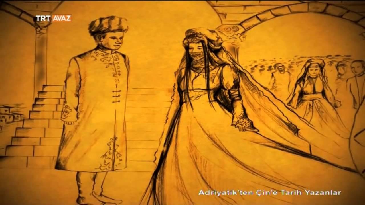 Download Kurmancan Datka - Adriyatik'ten Çin'e Tarih Yazanlar - TRT Avaz