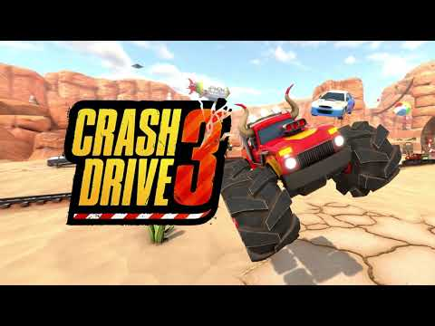 Crash Drive 3 I Release Trailer