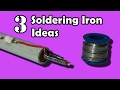 3 Easy Ways To Make A Soldering Iron At Home