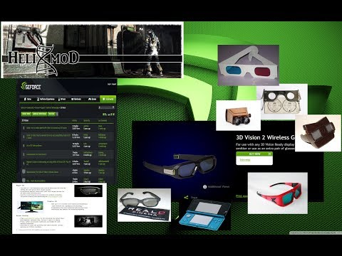 +  NVIDIA 3D VISION Gaming Community + Stereoscopic Gaming + Guide + Niche +