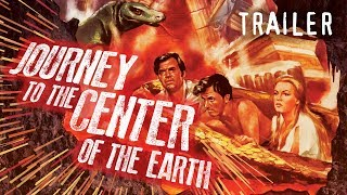 JOURNEY TO THE CENTER OF THE EARTH (Eureka Classics) New & Exclusive HD Trailer