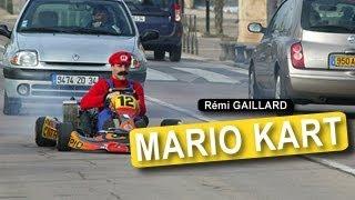 Mario Kart (Rémi GAILLARD)