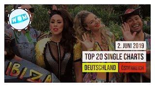 TOP 20 SINGLE CHARTS ♫ 2. JUNI 2019