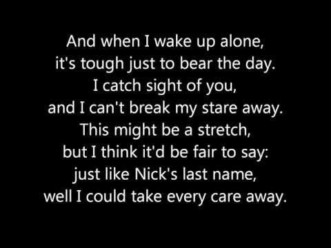 Daisy's Lullaby- Will Thwaites (lyrics)