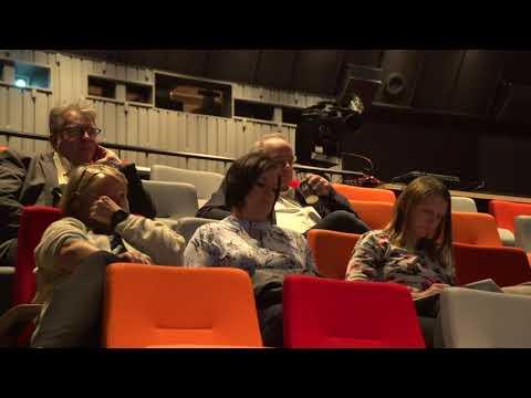 Thomas Nordahl - foredrag på Flisa (2/3)