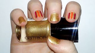 Fall Inspired Nail Art Tutorial | Samantha Beauty Thumbnail