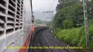 Dining Cars, Waterfalls and Western Ghats: Deccan Queen, Full Journey