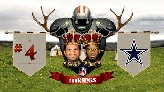 No. 4 Dallas Cowboys: 2015 Preseason RanKings