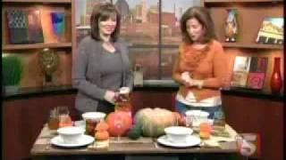 Annette Joseph Thanksgiving Table Settings