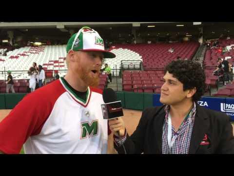 Barry Enright está enamorado de México