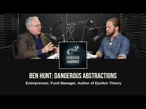 Ben Hunt - Dangerous Abstractions