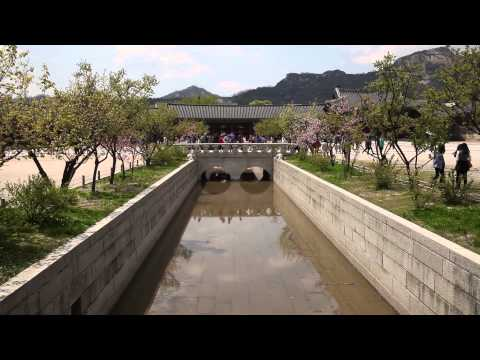 Virtual Travel To South Korea