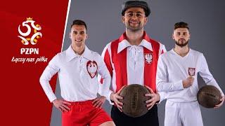 Polscy piłkarze w STROJACH SPRZED WOJNY. Tak grała reprezentacja!