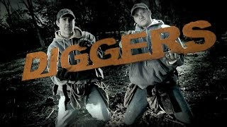 Diggers – Season 3 Episode 14 – The Lost Fortress
