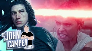 Star Wars' Best Trailer In Years: Is It Enough? - The John Campea Show