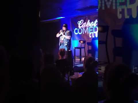 Peter Angelo - Live at the Cabot Comedy Club
