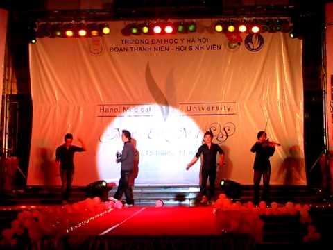 Mưa rơi lặng thầm - M4U (Mr & Miss Đại học Y Hà Nội 2010)