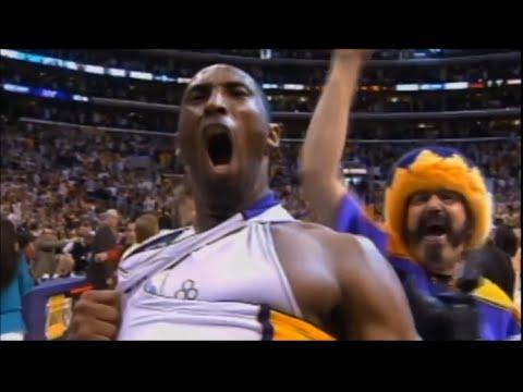 Burning ! Kobe Bryant 2006 playoffs vs suns full series highlights