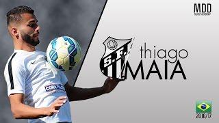 Thiago Maia | Santos | Goals, Skills, Assists | 2016 - HD