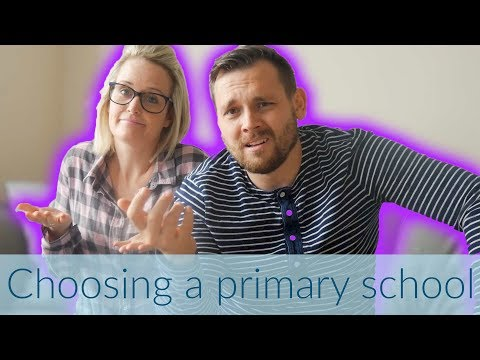 How to choose a primary school with Al & Jen