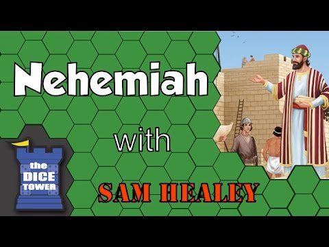 Nehemiah Review - with Sam Healey