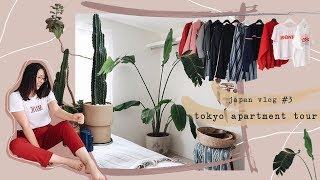 Gambar cover Instagram-Worthy Tokyo Airbnb Apartment Tour! // Solo Travel Japan Vlog #3