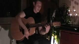 Coldplay Fix You Unique Acoustic Guitar Cover - Arrangement by Matt Shred