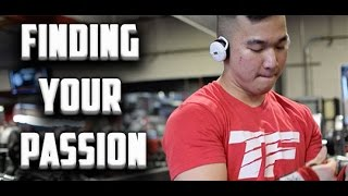 Finding Your Passion: Weak Point Training