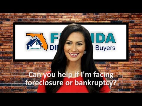Are you still able to help me if I'm behind on my payments, bankrupt, or in foreclosure?