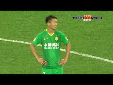 2018 CHA CSL   Round 7   Beijing Guoan vs Guangzhou Evergrande Taobao FC