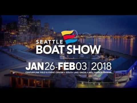 EP Carry at the 2018 Seattle Boat Show!