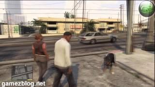 Gta V - How To Train Chop The Dog