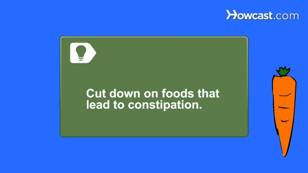 How To Treat Baby Constipation Youtube
