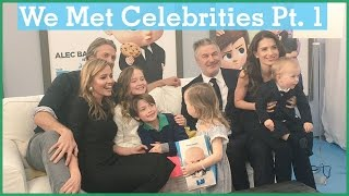 Meeting the Stars of The Boss Baby!   #TheBossBaby   The Holderness Family