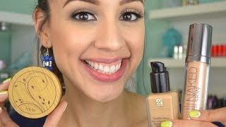 Top 5: Favorite Highend Foundations