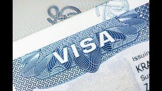 США 5309: Едем в красном мерседесе с Алексеем - о визах разговор, о работе на студенческой визе