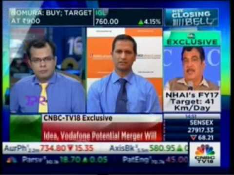 23 Aug 2016 CNBC NSE Closing Bell Mr Pankaj Pandey HD Research, ICICIdirect