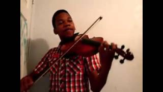 Under The Influence by Chris Martin Acapella Violin (In 15 Seconds)
