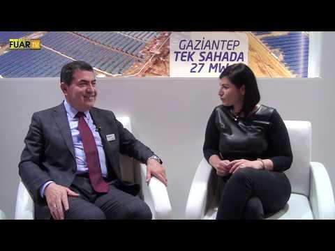 General Solar | Ali DEMİRDAŞ Fuar TV Ropörtajı