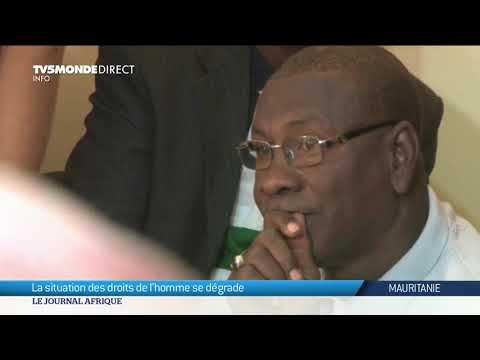 Rapport HRW en Mauritanie