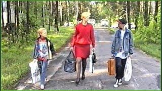 Мечта ДЕТСТВА 90-х! Заезд в ПИОНЕРСКИЙ ЛАГЕРЬ!!!
