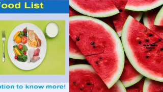 See now list of healthy foods to eat